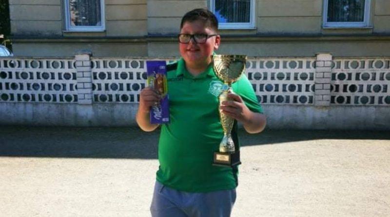 Teo Pisek mladinski državni prvak