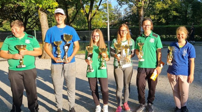 Mladinci odigrali državni prvenstvi